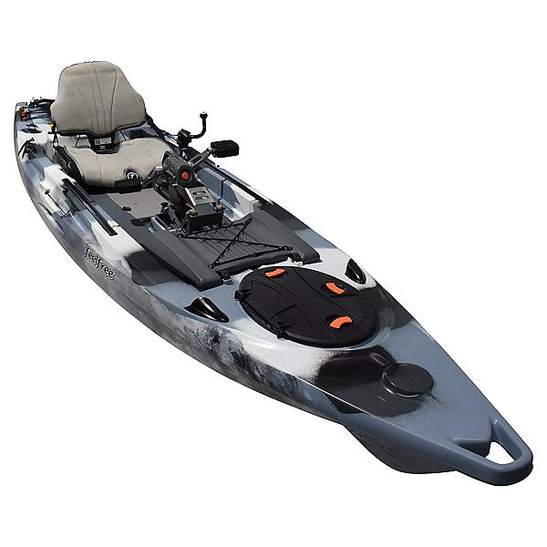 Feelfree Lure 13.5 v2 Overdrive Kayak, Winter Camo, 600
