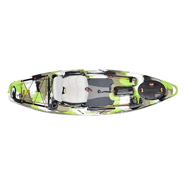 Feelfree Lure 10 Version 2 (V2) Kayak 2020, Lime Camo, 600