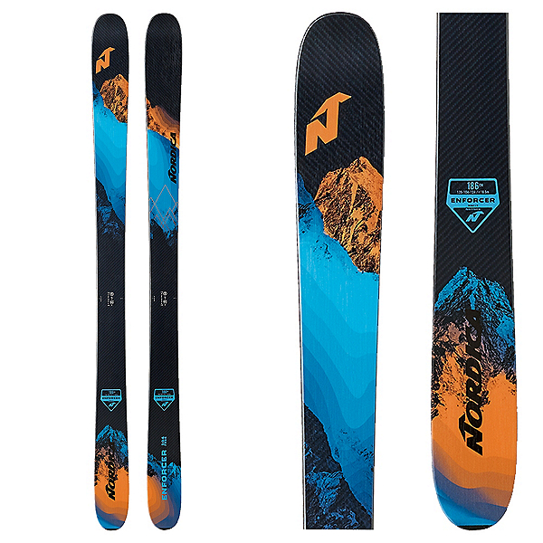 Nordica Enforcer 104 Free Skis, , 600