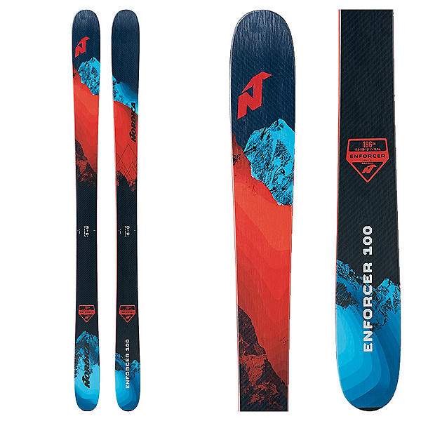 Nordica Enforcer 100 Skis 2021, , 600