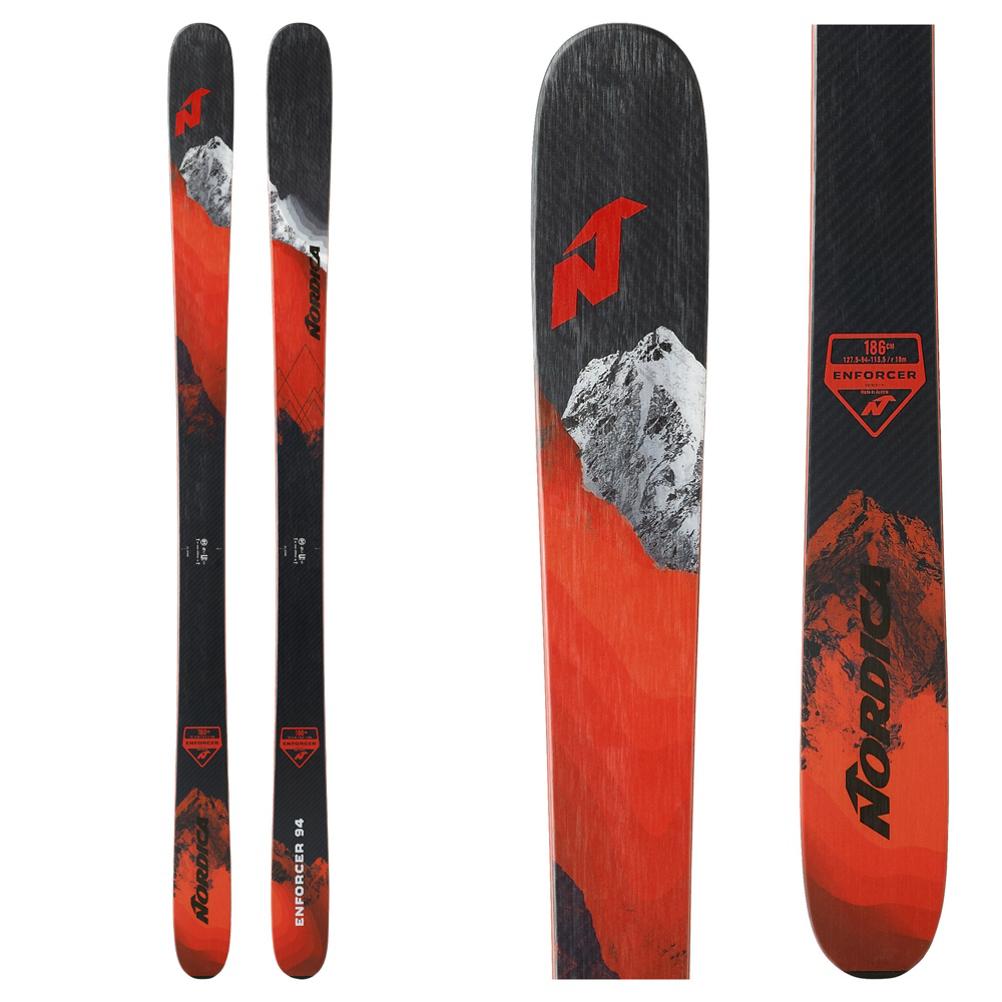 Nordica Enforcer 94 Skis 2021 im test
