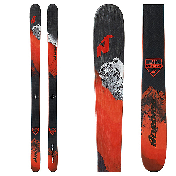 Nordica Enforcer 94 Skis, , 600