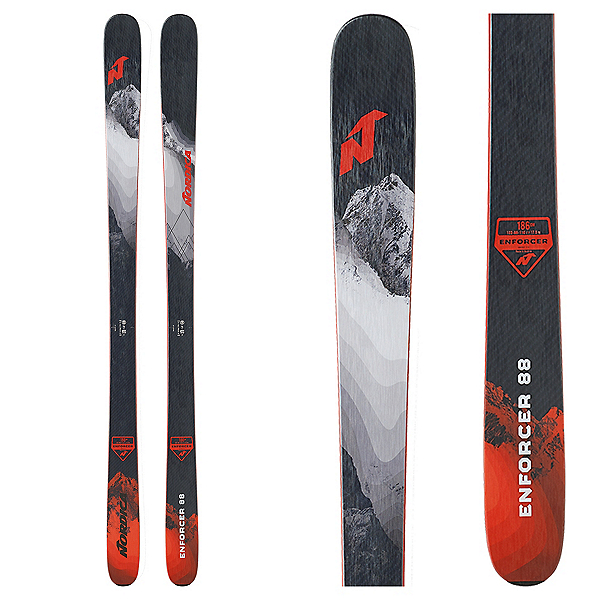 Nordica Enforcer 88 Skis, , 600