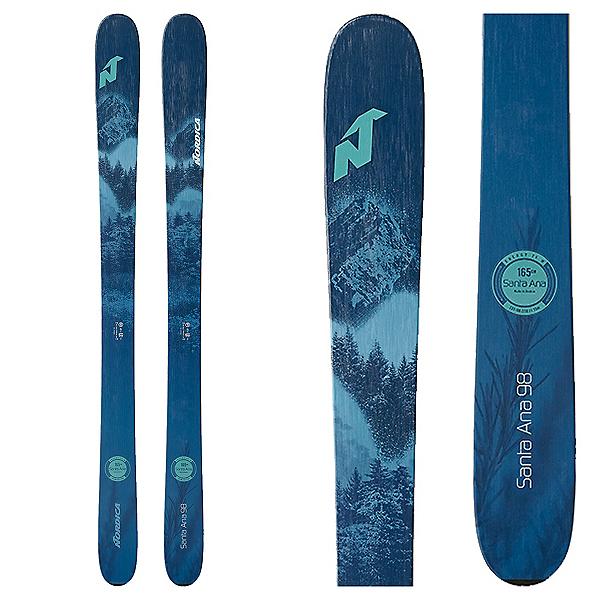Nordica Santa Ana 98 Womens Skis 2021, , 600