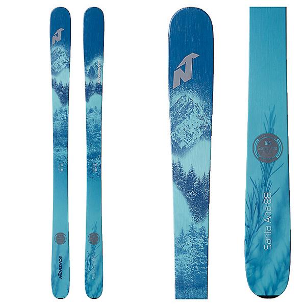 Nordica Santa Ana 88 Womens Skis, , 600