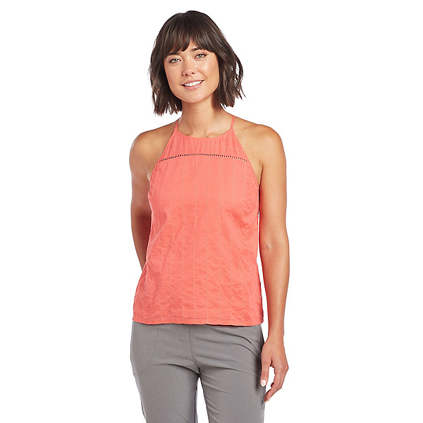 KUHL Aurelia Tank Womens T-Shirt, Papaya, 600