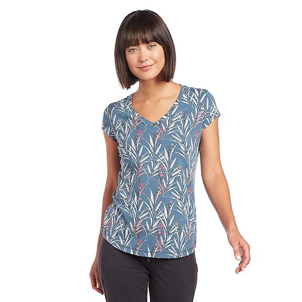 KUHL Kandid S/S Womens Shirt 2020, Overcast Print, 600