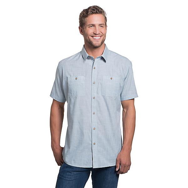 KUHL Karib S/S Mens Shirt, Horizon Blue, 600