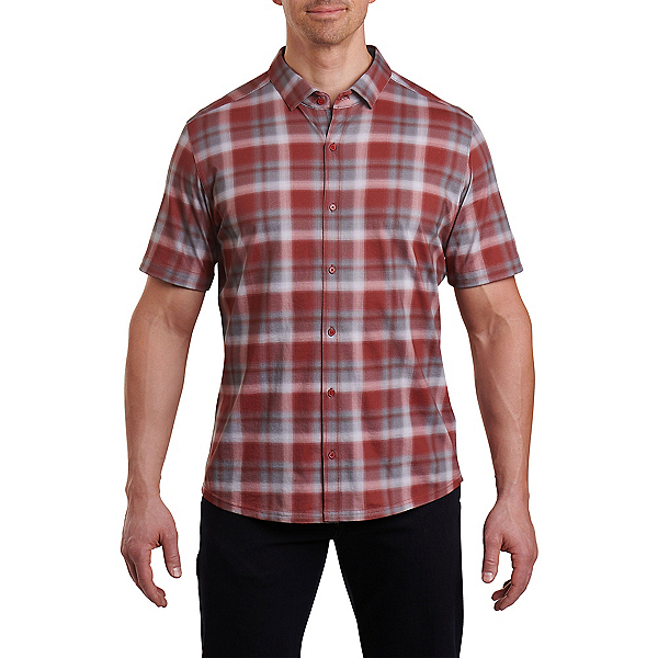 KUHL Innovator Plaid Mens Shirt, , 600