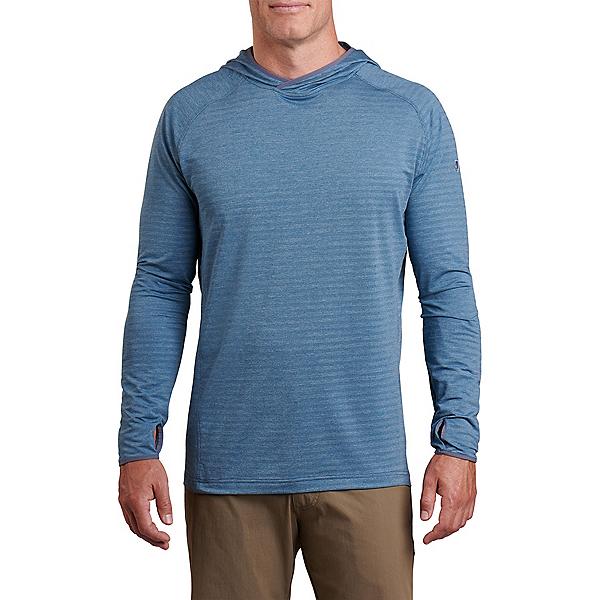 KUHL Airkuhl Mens Hoodie, Marin Blue, 600