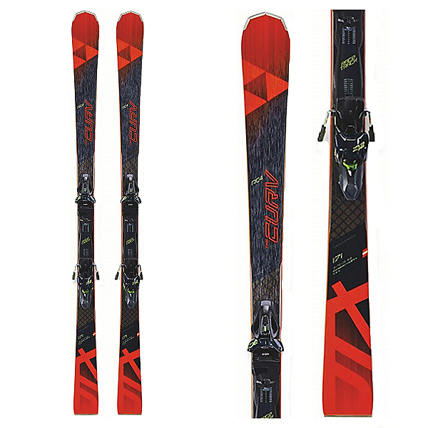 Fischer RC4 The Curv GT Race Skis with MBS 13 Race Track Bindings Bindings, , 600