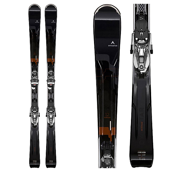 Dynastar Intense 12 with NX 12 Konect Bindings 2020, , 600