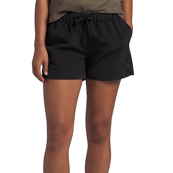 The North Face Class V Womens Hybrid Shorts, TNF Black, 600
