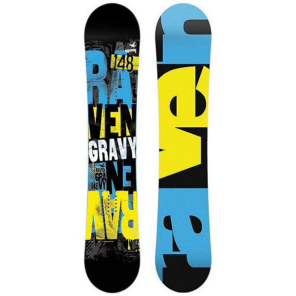 RAVEN Gravy Wide Snowboard 2016, , 600
