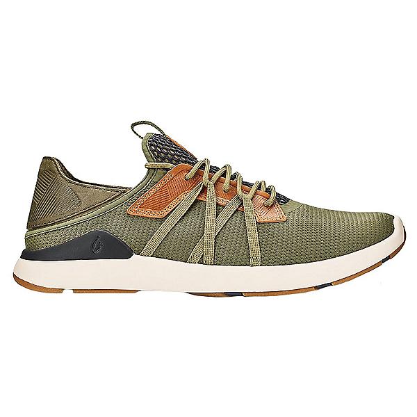 OluKai Mio Li Mens Shoes, Hunter-Lava Rock, 600
