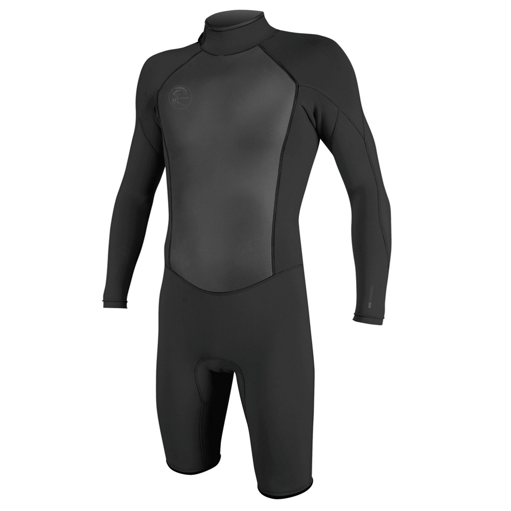O'Neill Original Long Sleeve 2MM Back Zip Spring Shorty Wetsuit 2020 im test