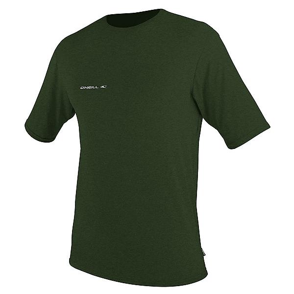 O'Neill Hybrid Short Sleeve Sun Shirt Mens Rash Guard 2020, , 600