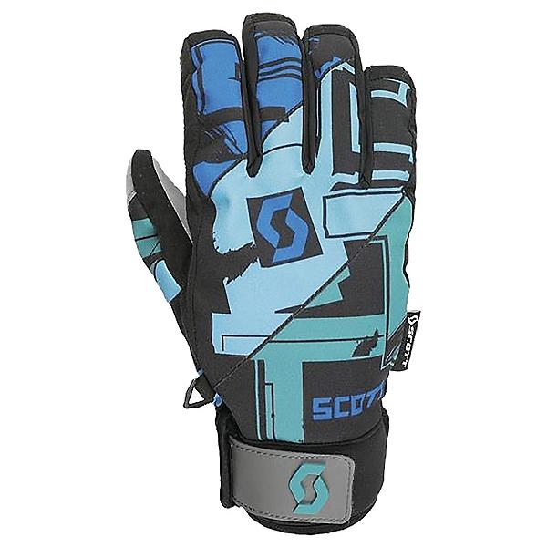 Scott Urbana Gloves, Black Blue, 600