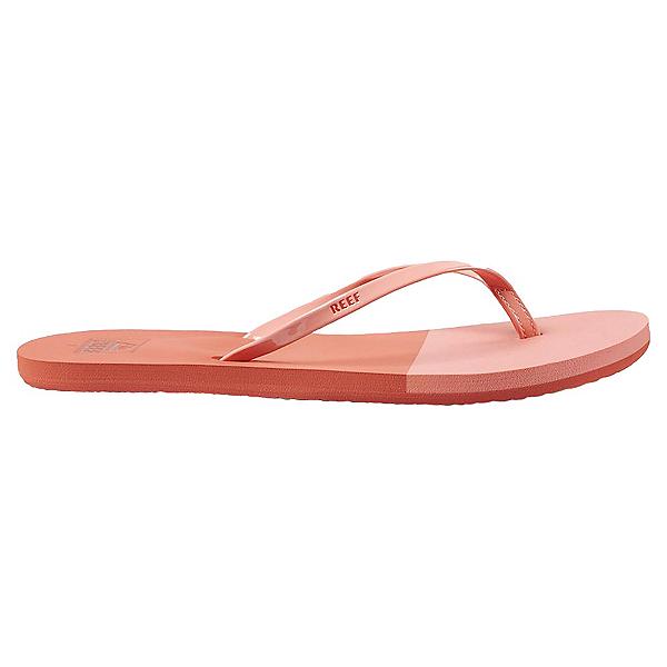 Reef Bliss Toe Dip Womens Flip Flops, Paprika, 600