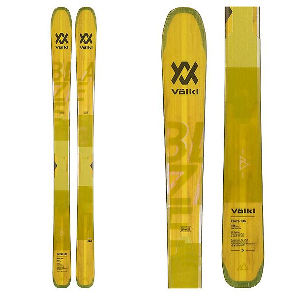 Volkl Blaze 106 Skis, , 600