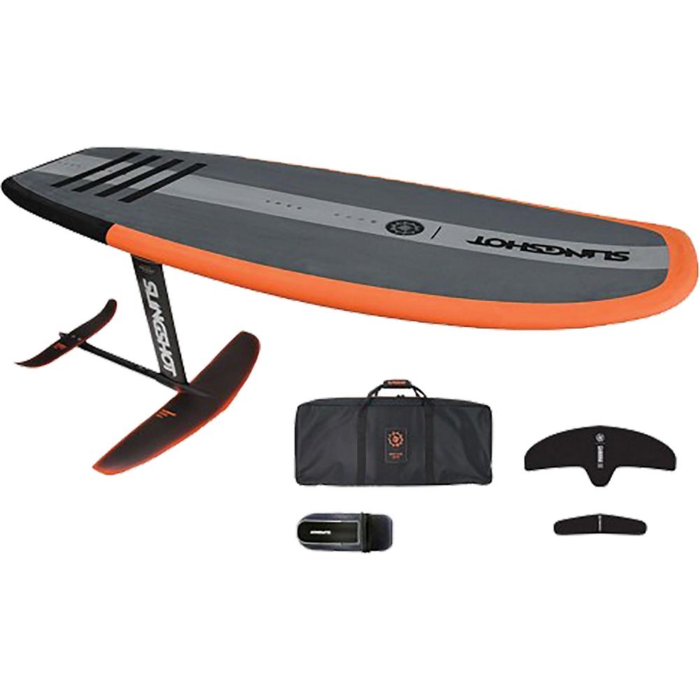 Slingshot Hover Glide Foil Wake V3 Package 2020 im test