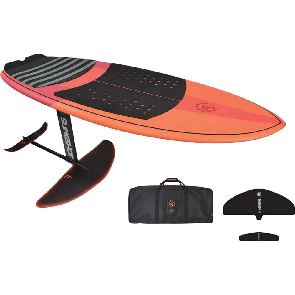 Slingshot Hover Glide Foil Wakesurf V3 Package 2020 im test