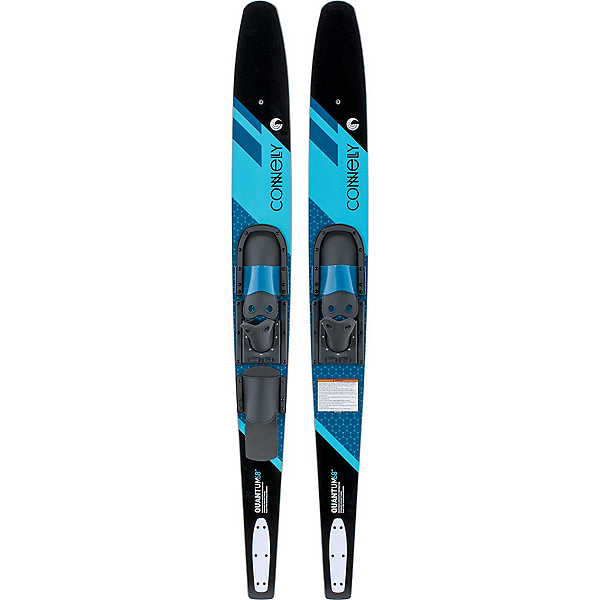 Connelly Quantum Combo Water Skis With Slide-Type Adjustable Bindings 2020, , 600