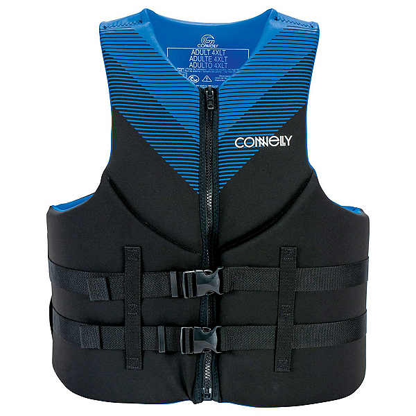 Connelly Promo Neoprene Big & Tall Adult Life Vest 2020, Blue, 600