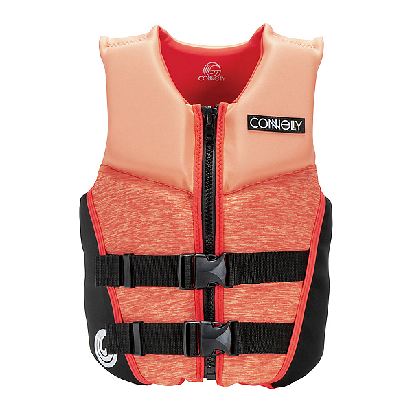 Connelly Classic Neoprene Girls Junior Life Vest 2020, , 600
