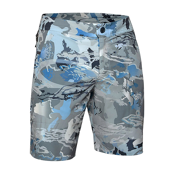 Under Armour Shoreman Mens Board Shorts, Ua Hydro Camo-Stealth Gray, 600