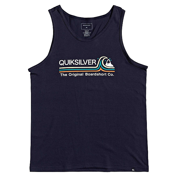 Quiksilver Stone Cold Mens Tank Top, , 600