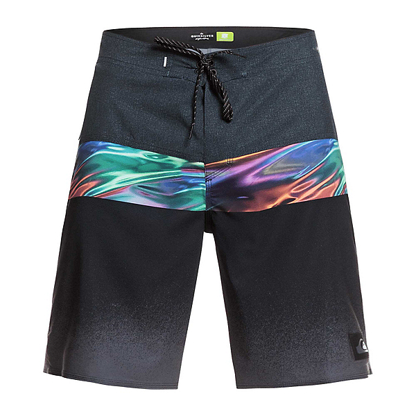 Quiksilver Highline Hold Down Mens Board Shorts, , 600