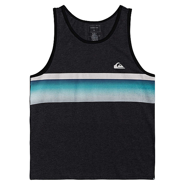Quiksilver Slab Mens Tank Top, , 600