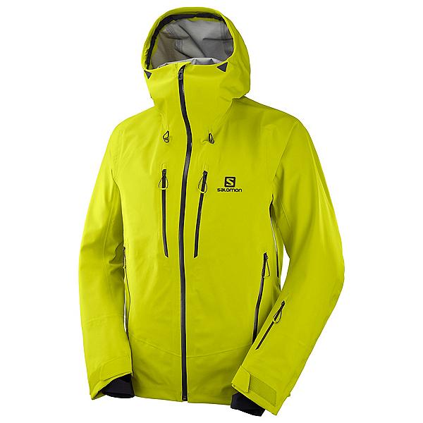 Salomon Icestar 3L Mens Shell Ski Jacket, , 600