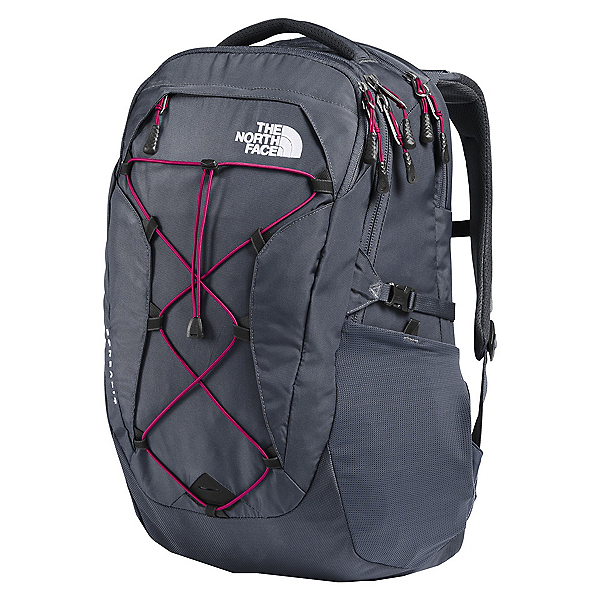 The North Face Borealis W Backpack, Vanadis Grey-Dramatic Plum, 600