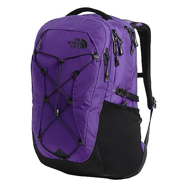 The North Face Borealis W Backpack, Peak Purple Ripstop-TNF Black, 600