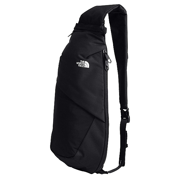 The North Face Electra Sling L Backpack, TNF Black Heather-TNF White, 600