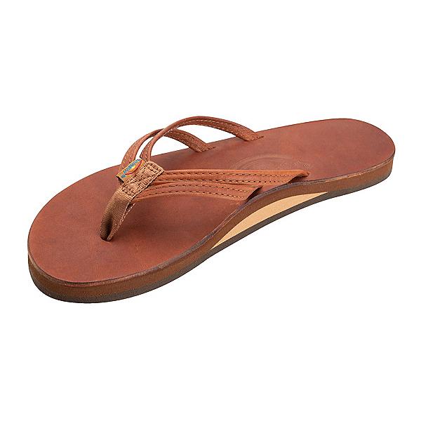 Rainbow Sandals Sandpiper Womens Flip Flops, Tahitian Tan, 600
