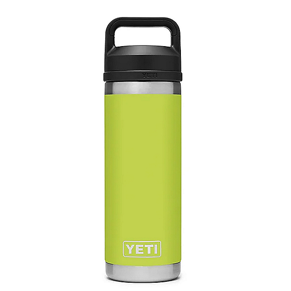 YETI Rambler 18oz. Bottle Limited Edition, Chartreuse, 600