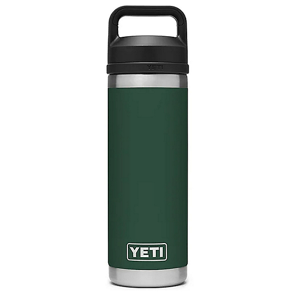 YETI Rambler 18oz. Bottle Limited Edition 2020, Northwoods Green, 600