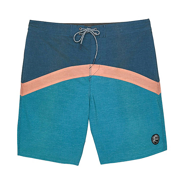 O'Neill Verge Cruzer Mens Board Shorts, Dark Blue, 600