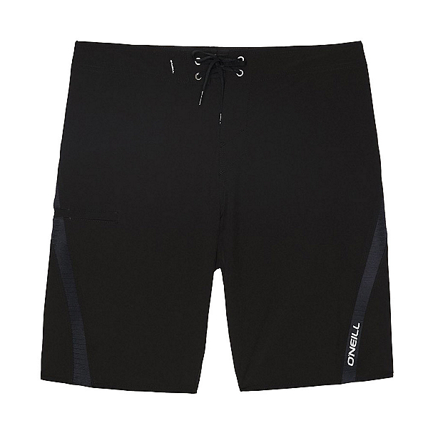 O'Neill Superfreak Mens Board Shorts, Black, 600
