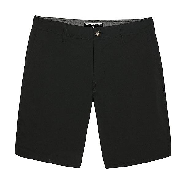 O'Neill Stockton Hybrid Mens Hybrid Shorts, Black, 600
