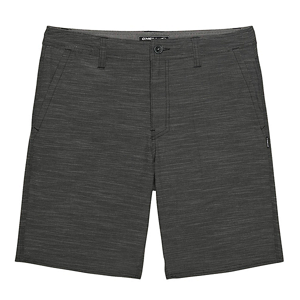 O'Neill Locked Slub Mens Hybrid Shorts 2020, Graphite, 600