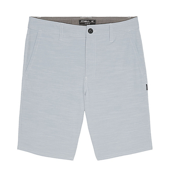 O'Neill Locked Slub Mens Hybrid Shorts 2020, Light Indigo, 600
