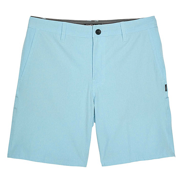 O'Neill Reserve Heather 19in Mens Hybrid Shorts 2020, Light Blue, 600