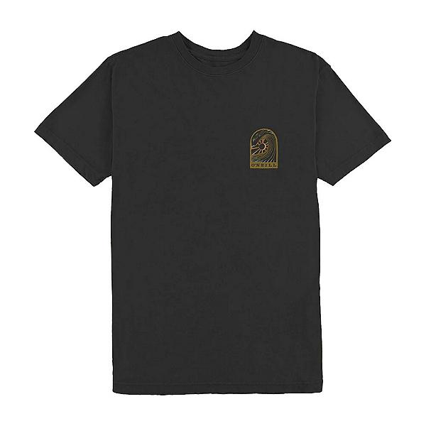 O'Neill Gravey Tee Mens T-Shirt, Dark Charcoal, 600