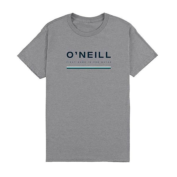 O'Neill Arrowhead Mens T-Shirt, Heather Grey, 600