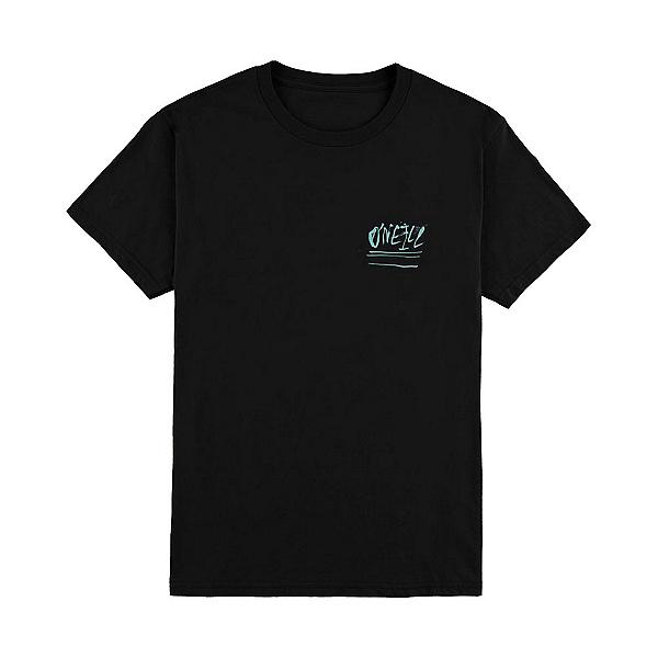 O'Neill Baja Mens T-Shirt 2020, Black, 600