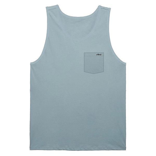 O'Neill Signature Pocket Mens Tank Top 2020, Light Blue, 600